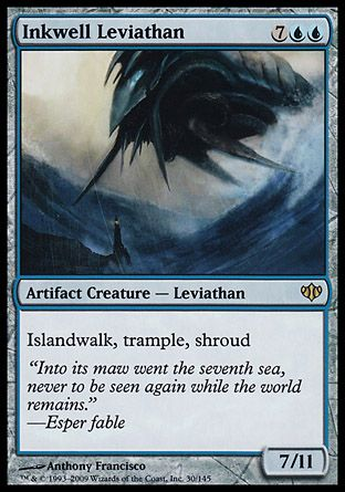 Inkwell Leviathan, Conflux