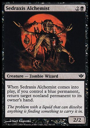 Sedraxis Alchemist, Conflux