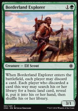 Borderland Explorer, Conspiracy Take the Crown