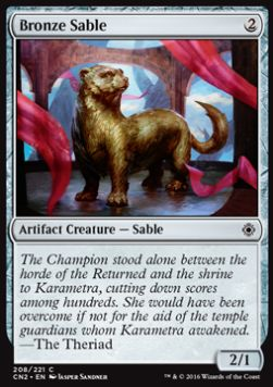 Bronze Sable, Conspiracy Take the Crown