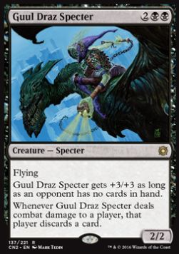 Guul Draz Specter, Conspiracy Take the Crown