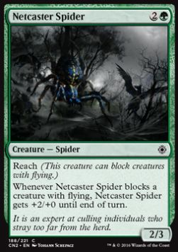 Netcaster Spider, Conspiracy Take the Crown