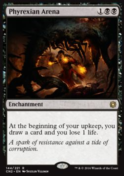 Phyrexian Arena, Conspiracy Take the Crown