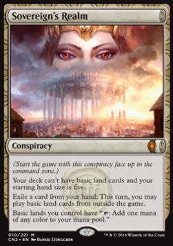 Sovereign's Realm, Conspiracy Take the Crown