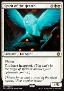 Spirit of the Hearth, Conspiracy Take the Crown