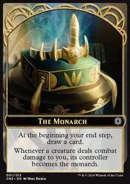 The Monarch, Conspiracy Take the Crown