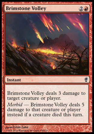 Brimstone Volley, Conspiracy