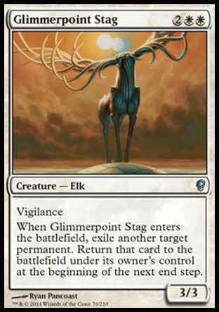 Glimmerpoint Stag, Conspiracy