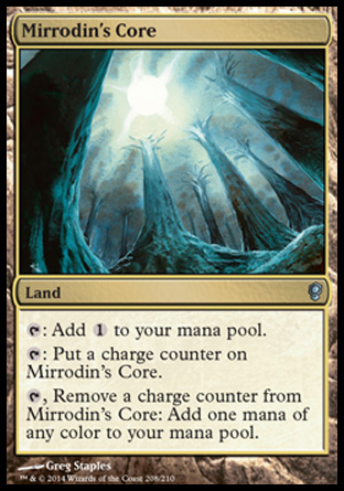 Mirrodin's Core, Conspiracy