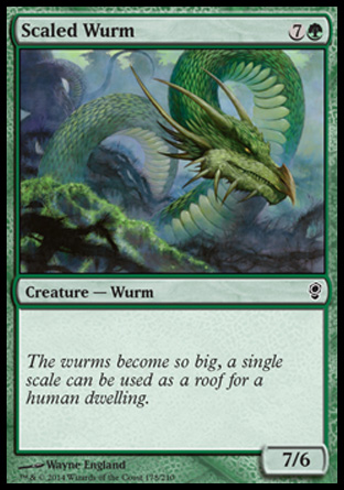 Scaled Wurm, Conspiracy