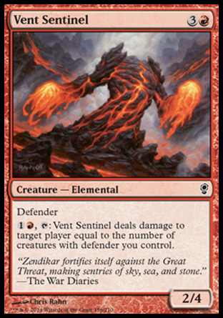 Vent Sentinel, Conspiracy