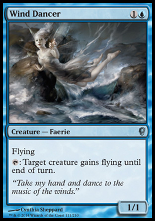 Wind Dancer, Conspiracy