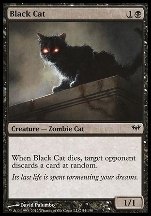 Black Cat, Dark Ascension