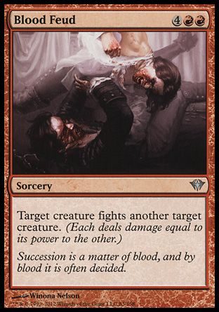 Blood Feud, Dark Ascension