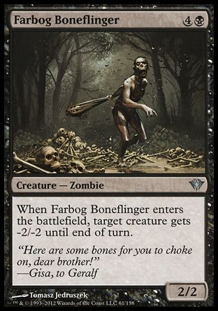 Farbog Boneflinger, Dark Ascension