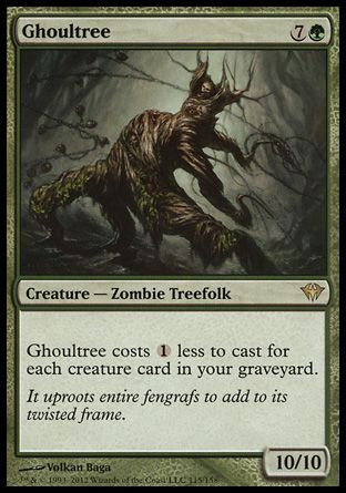 Ghoultree, Dark Ascension