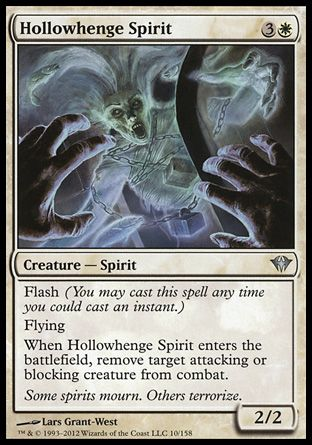 Hollowhenge Spirit, Dark Ascension