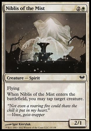 Niblis of the Mist, Dark Ascension