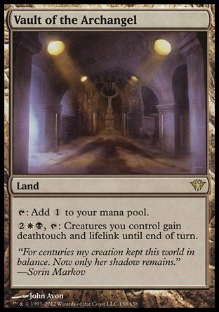 Vault of the Archangel, Dark Ascension