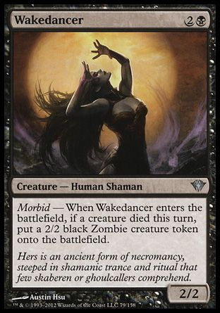 Wakedancer, Dark Ascension