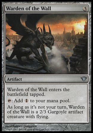 Warden of the Wall, Dark Ascension