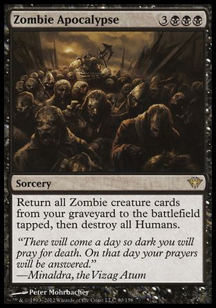 Zombie Apocalypse, Dark Ascension