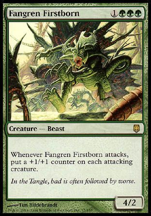 Fangren Firstborn, Darksteel