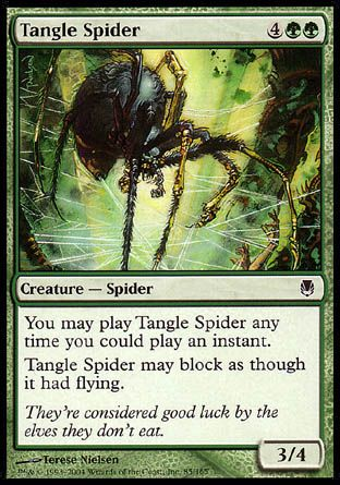 Tangle Spider, Darksteel