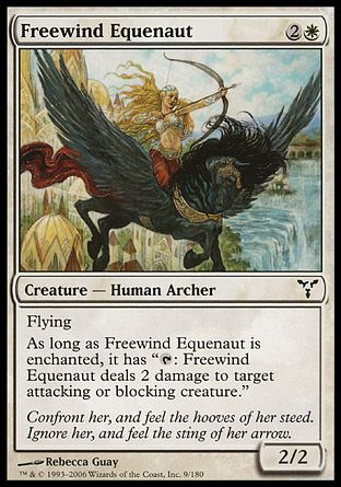 Freewind Equenaut, Dissension