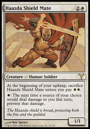 Haazda Shield Mate, Dissension
