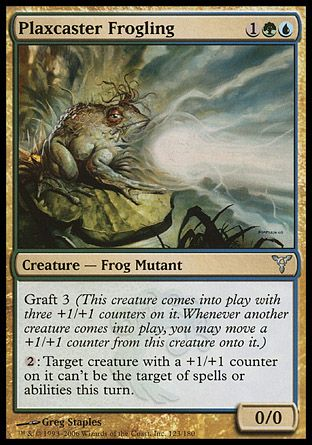 Plaxcaster Frogling, Dissension