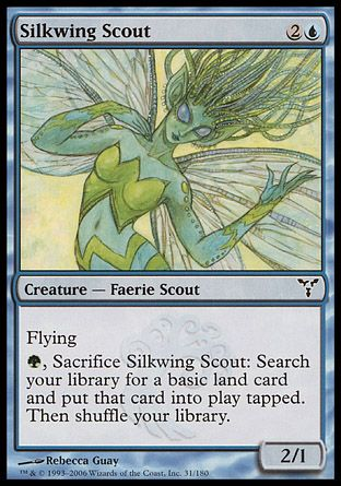 Silkwing Scout, Dissension