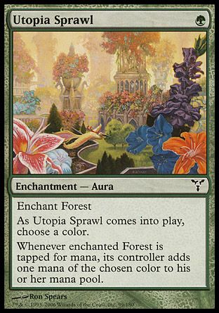 Utopia Sprawl, Dissension