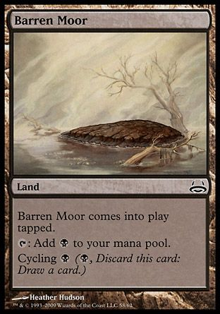Barren Moor, Divine vs Demonic