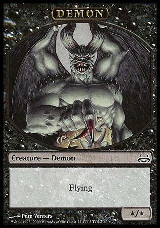 Demon token, Divine vs Demonic