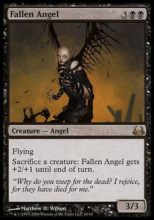 Fallen Angel, Divine vs Demonic