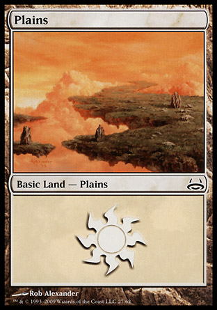 Plains, Divine vs Demonic