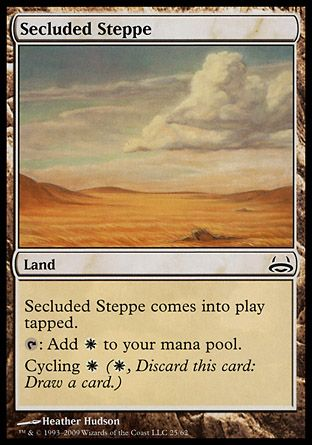 Secluded Steppe, Divine vs Demonic