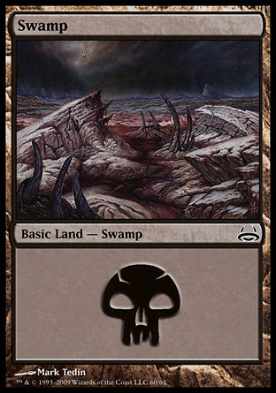 Swamp, Divine vs Demonic