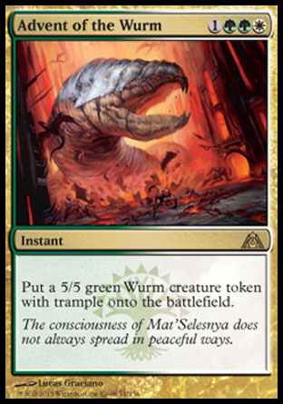 Advent of the Wurm, Dragons Maze