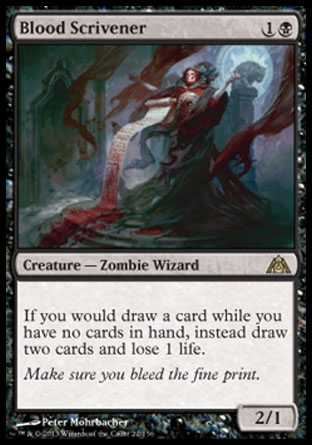 Blood Scrivener, Dragons Maze