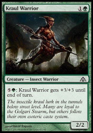 Kraul Warrior, Dragons Maze