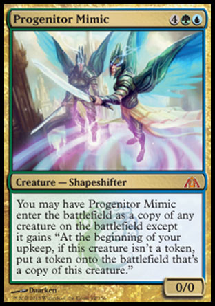 Progenitor Mimic, Dragons Maze