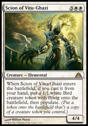 Scion of Vitu-Ghazi, Dragons Maze