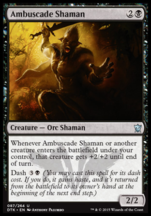 Ambuscade Shaman, Dragons of Tarkir