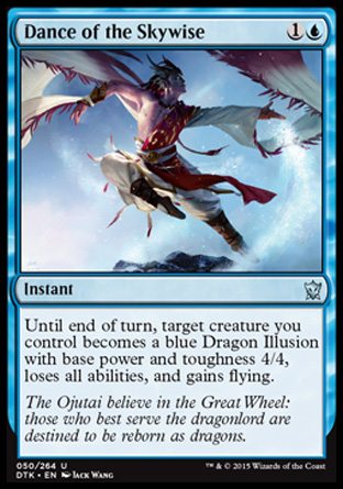 Dance of the Skywise, Dragons of Tarkir