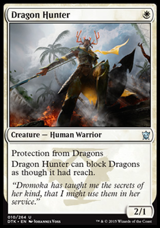 Dragon Hunter, Dragons of Tarkir