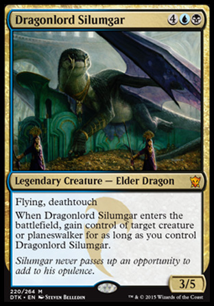 Dragonlord Silumgar, Dragons of Tarkir