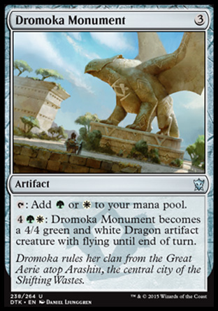 Dromoka Monument, Dragons of Tarkir