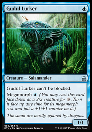 Gudul Lurker, Dragons of Tarkir